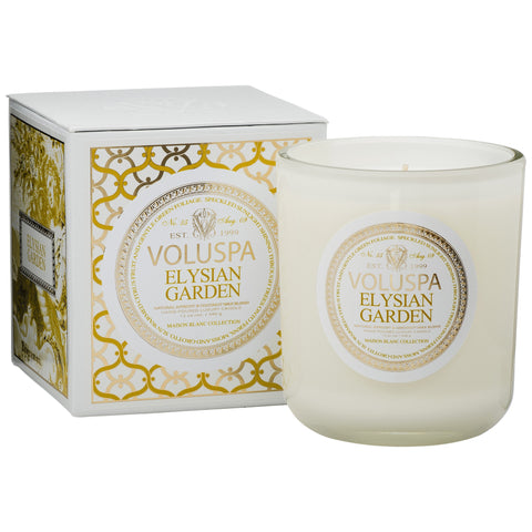 Elysian Garden Classic Maison Boxed Candle