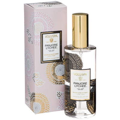 Panjore Lychee Room & Body Mist