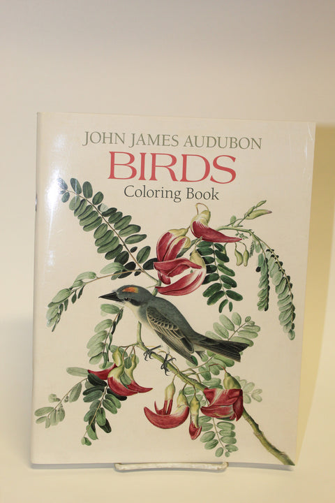 James Audobon Birds Coloring Book