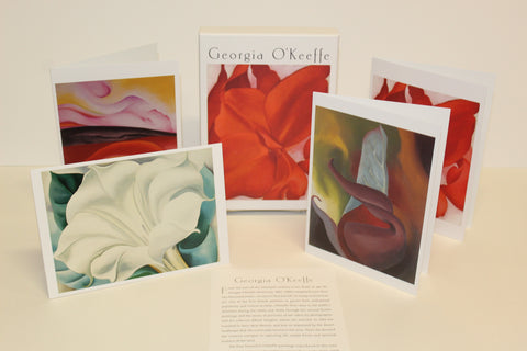 Georgia O'Keefe Notecard Set