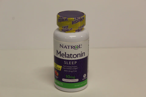 Natrol Melatonin 10 mg 60 ct