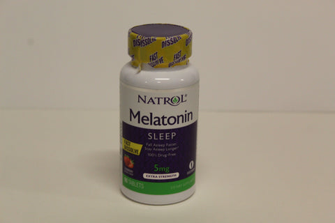Natrol Melatonin 5 mg extra strength 90 ct