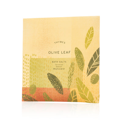 Olive Leaf Bath Salt