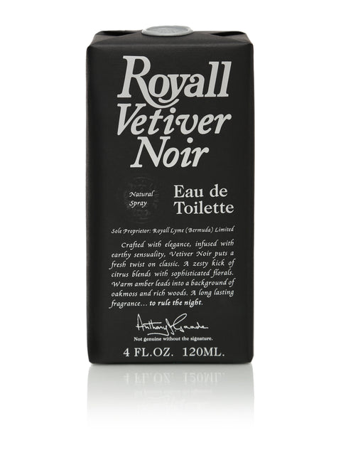 Royall Vetiver Noir 4o z
