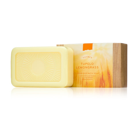 Tupelo Lemongrass Bath Soap