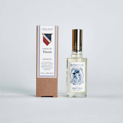 Tricorn Gold Cap Cologne
