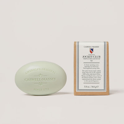 Jockey Club Triple-Milled Bar Soap