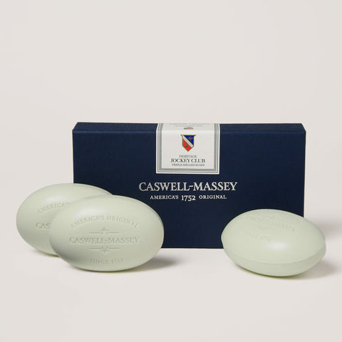 Jockey Club Three Soap Set