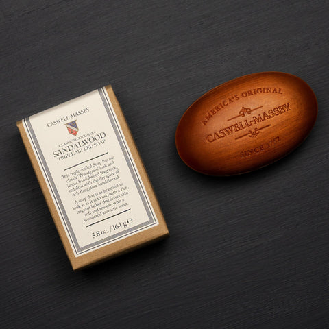Sandalwood Triple-Milled Bar Soap