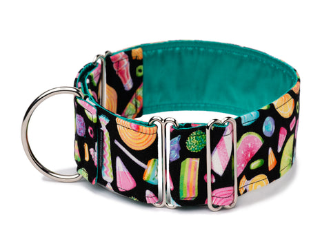 Sweet Tooth martingale collar