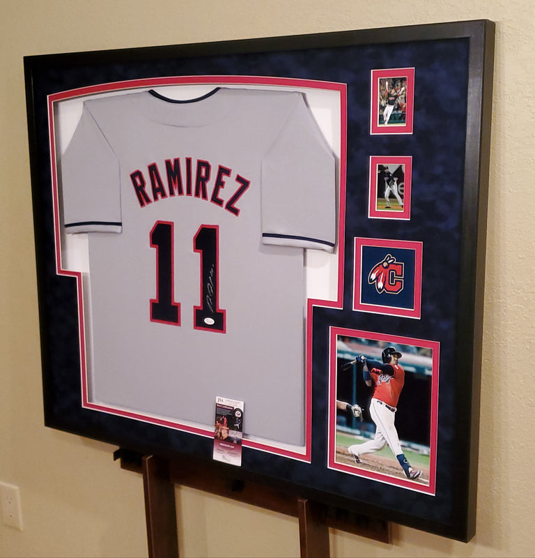 Baseball Jersey Framing- Custom- MLB