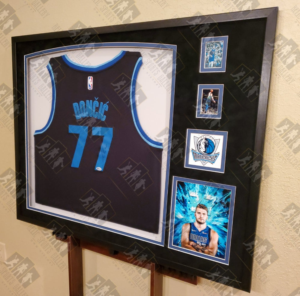 Basketball Jersey Framing- Classic Design
