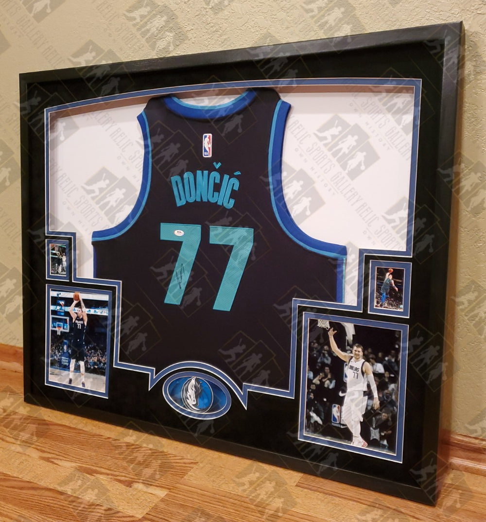 Basketball Jersey Framing- Classic Design (CBK3)