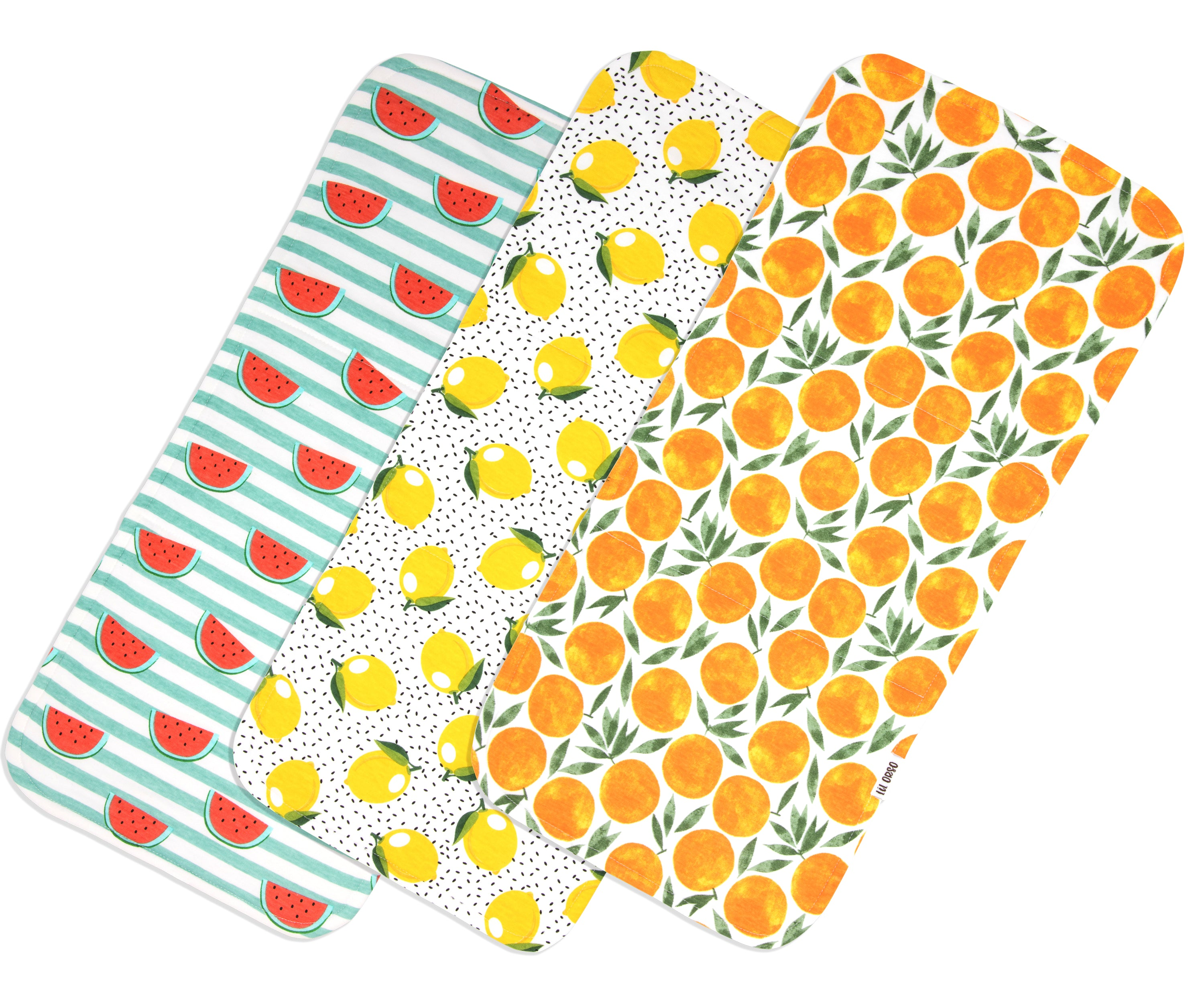 Premium Burp Cloths - Cordoba