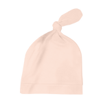 Top Knot Hat - Peach Puff