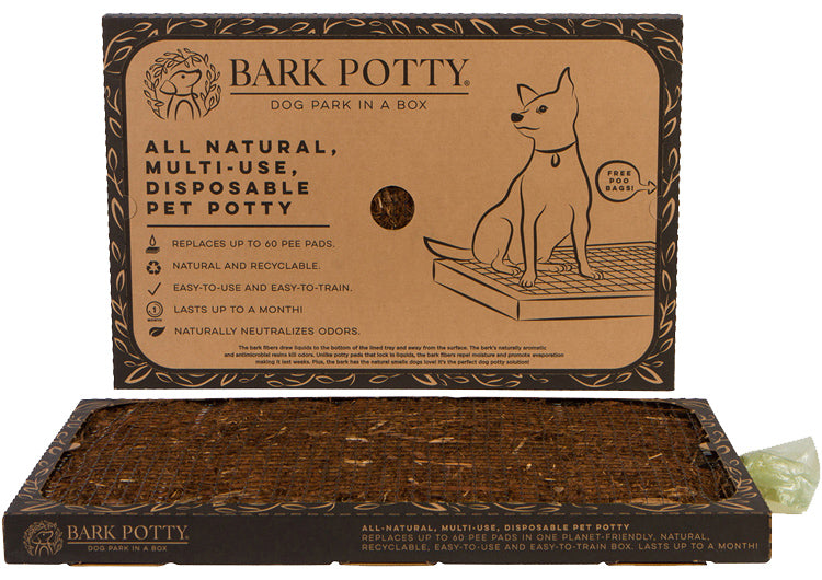 Large Bark Potty- Monthly Subscription