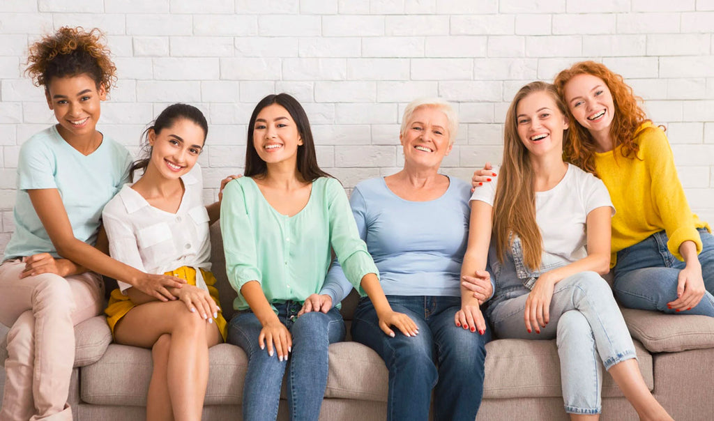 Women Together Happy Using CBD | Experience CBD