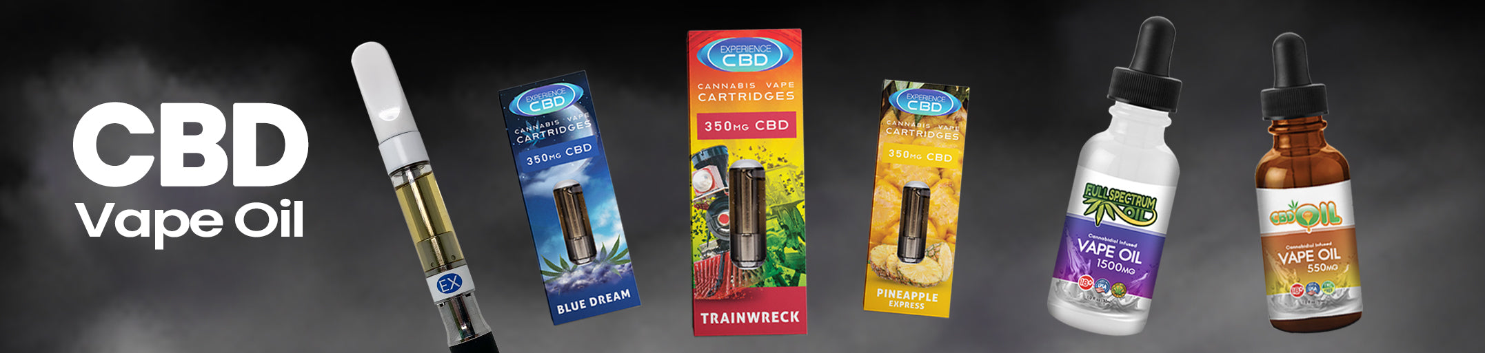 CBD Vape Oil and Vape Cartridges
