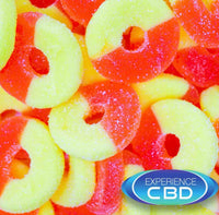 New Peach gummies