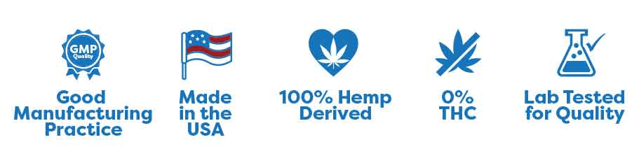 Trust in Experience CBD pet products