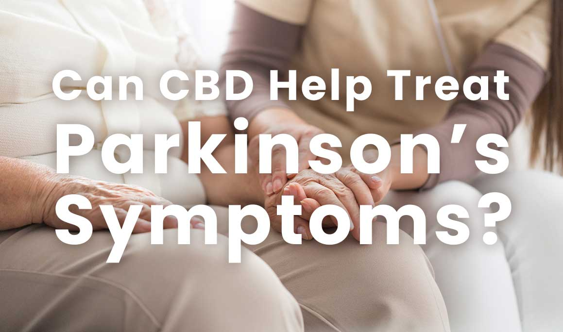 Can CBD help treat parkinson's?