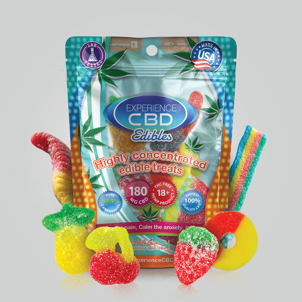 CBD Assorted Gummies
