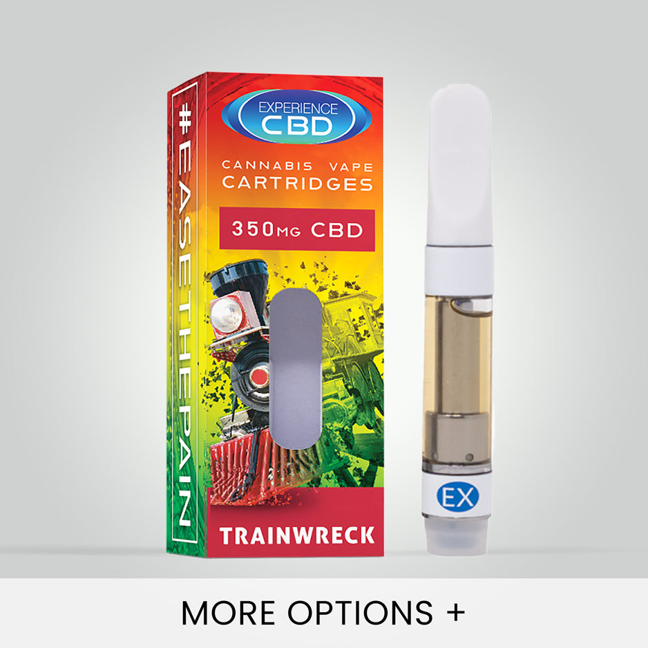 CBD Vape Cartridges (350mg)