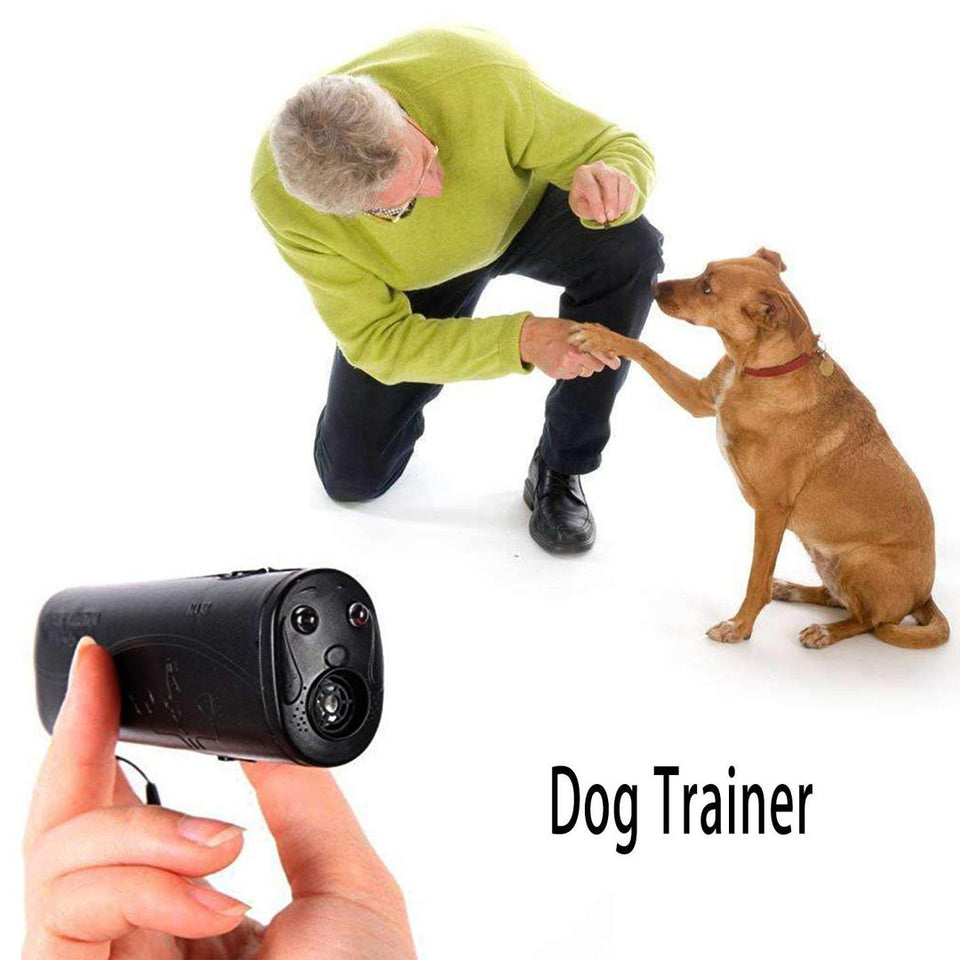 Ultrasonic Anti Barking Training Device – pawkinglot
