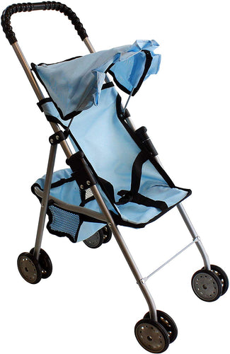 Mommy /& Me Doll Stroller with Swiveling Wheels 9302W Mommy /& Me Doll Collection