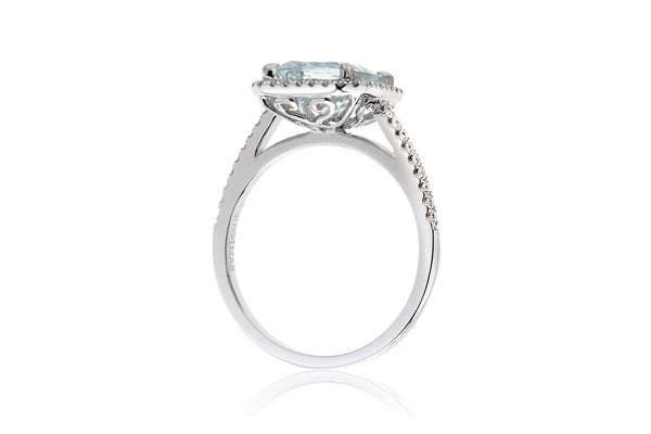 The Signature Emerald Cut Moissanite