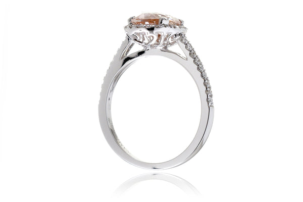 The Signature Oval Morganite
