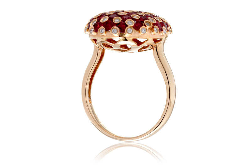 The Erna Ruby Ring (3.73 ct. tw.)