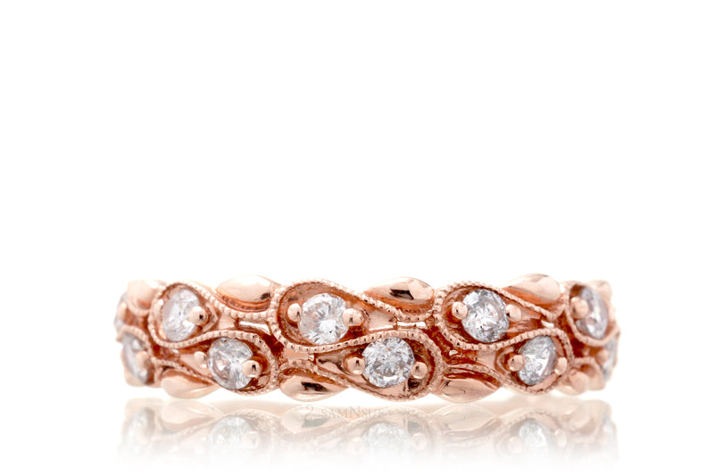 The Astrid Diamond Ring