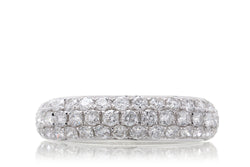 The Reiko Diamond Ring (5mm)