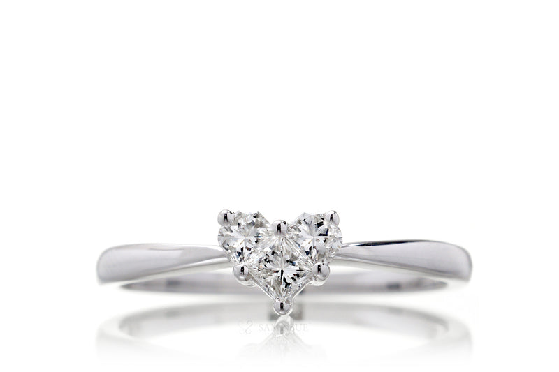 The Lily Diamond Ring