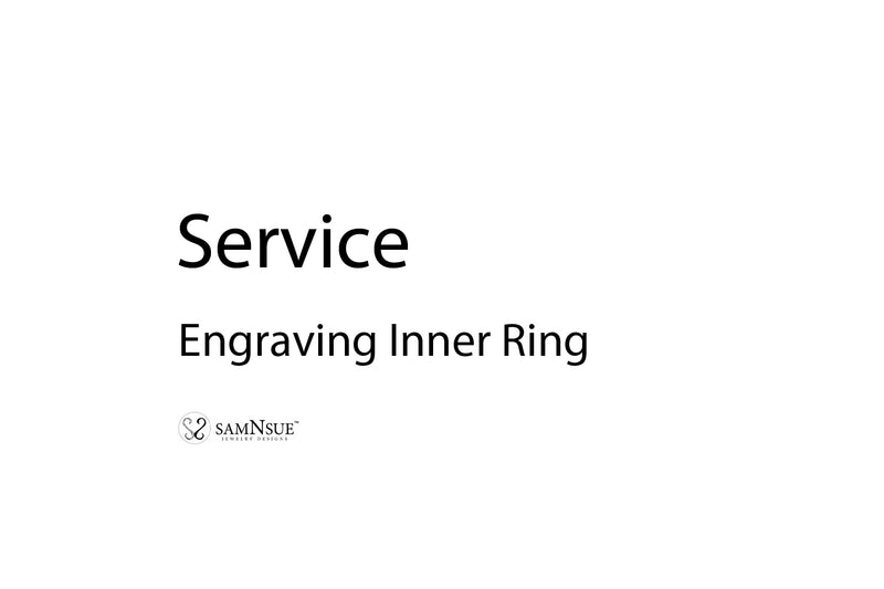 Service - Engraving Inner Ring