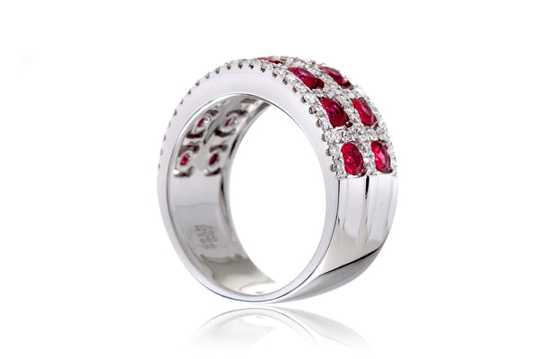 The Claudette Ruby Ring