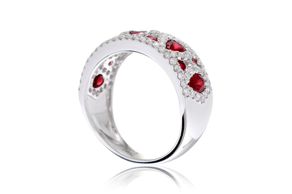 The Maggie Ruby Ring