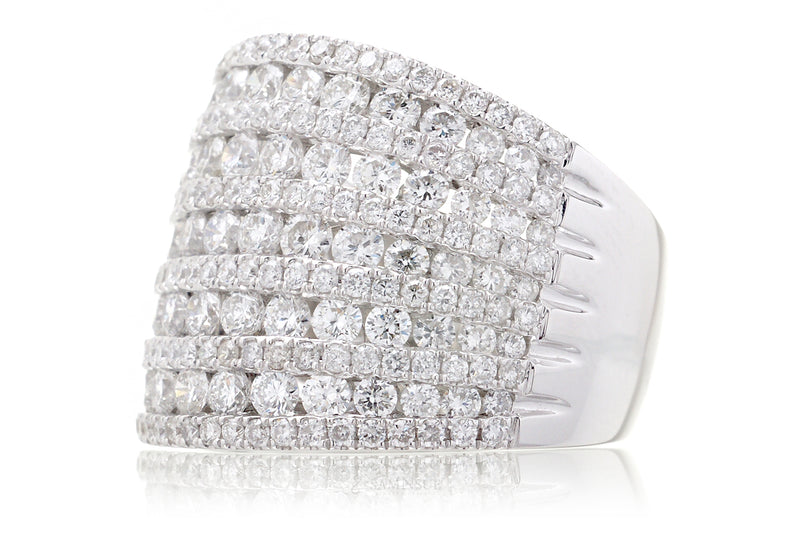 The Rita Diamond Ring (3.60 ct. tw.)