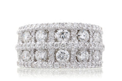 The Claudette Diamond Ring (2.56 ct. tw.)