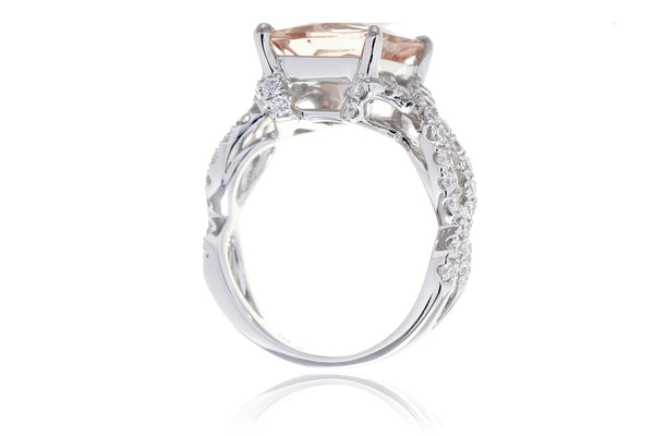 The Felicity Princess Morganite