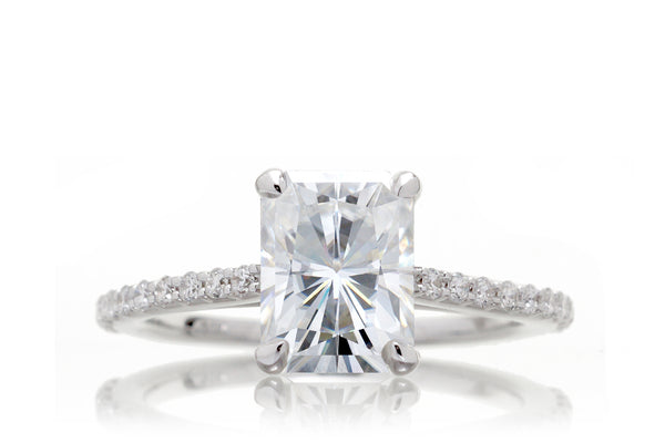 The Susan Radiant Moissanite