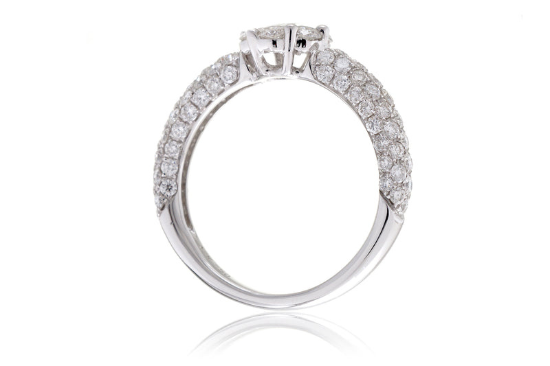 The Rayna Round Diamond Ring