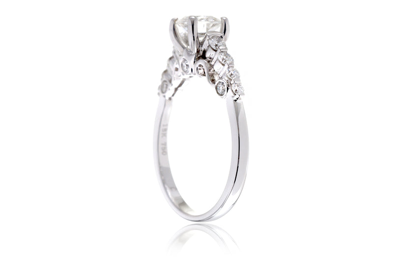 The Terra Round Brilliant Cut Diamond (1.15 ct. tw.)