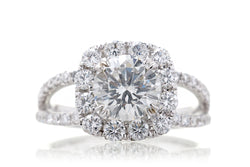 The Ginette Round Diamond (2.42 ct. tw.)