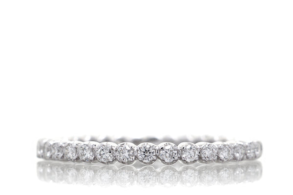 The Sadie Diamond Eternity Rounded (2mm)