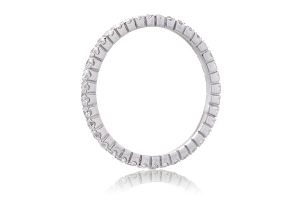 The Sadie Diamond Eternity Band (1.6mm)