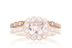 The Scallop Diamond Band