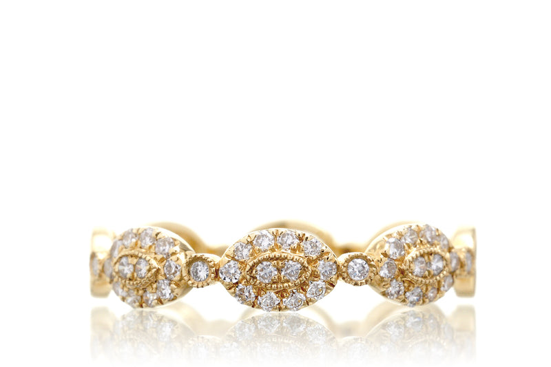 The Vivian Diamond Ring