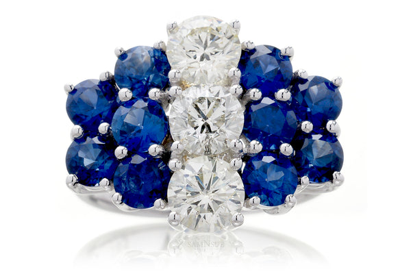 The Bettina Sapphire Ring